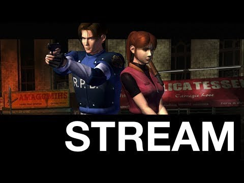 /llnf/ RE2 (ePSXe) because that REmake demo was only okay... - hardcore gamers only!!! Stream: http://leopirate.com