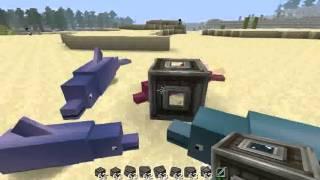 阿神的minecraft教室 『把世界變成動物園!』