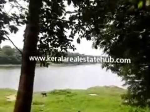 3 Bed room House in 20 cents of riverside land in Kalady