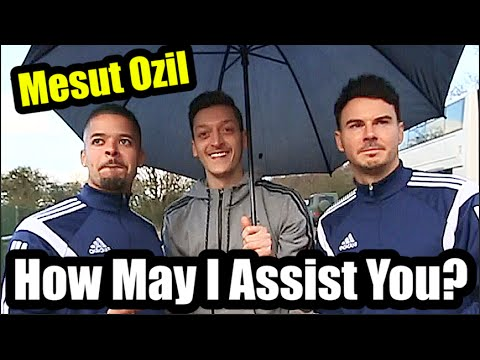 Thumbnail: Mesut Ozil | How May I Assist You?