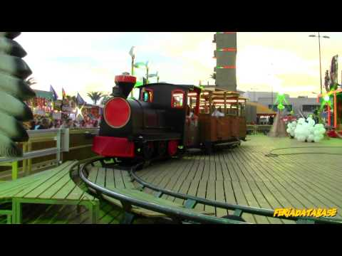 Carrusel Express (v.b. Grupo) Feria de Murcia, realizado por Feriadatabase