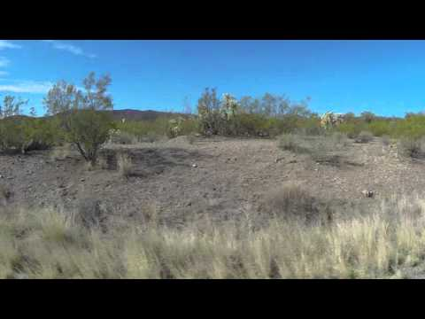 Arizona State Route 86 East through Tohono O'odham Indian Reservation, 28 March 2016, GP020937