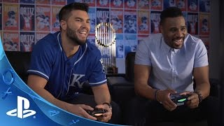 MLB The Show 16 - Hands-on with Hosmer | PS4, PS3