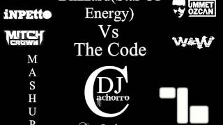 Patric La Funk Inpetto Ft Mitchcrown Blizzard(Star Of Energy) Vs W&W Ummet Ozcan TheCode-Dj Cachorro