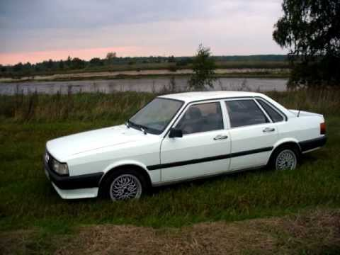 Audi 80 b2 restoration / Восстановление Ауди 80 б2.mp4 ...