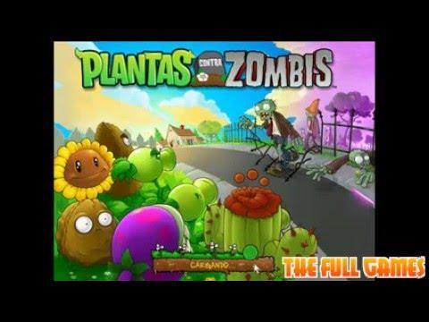 Como Descargar Plantas Vs Zombies (facil, Rapido Y Gratis!!)