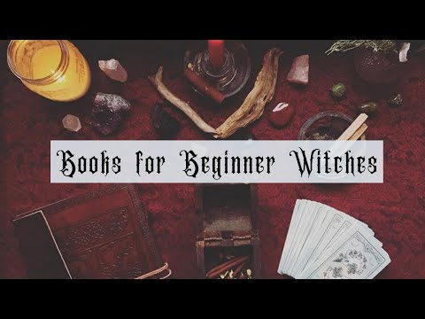 Books For Beginner Witches