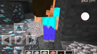 Minecraft PE 0.04 seed review
