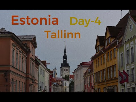 Tallinn ESTONIA day4 #THEBEGAS_SBIGTRIP