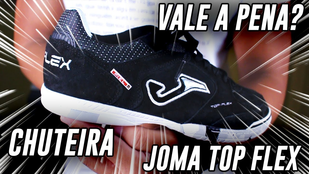 chuteira futsal joma top flex nobuck 821 in english