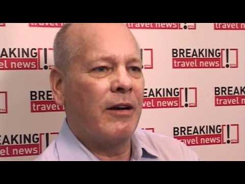 David Lyons, Director Sales & Marketing, CuisinArt Resort & Spa, CHTA 2012