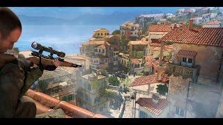 Sniper Elite 4 NEW Cinematic Story Trailer - Italy 1943