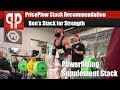 Powerlifting Stack | Supplements for STRENGTH!