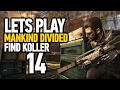 Deus Ex Mankind Divided Guide - How To Find Koller Inside The Bookstore