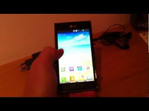 Test du LG Optimus L7 | par Top-For-Phone.fr