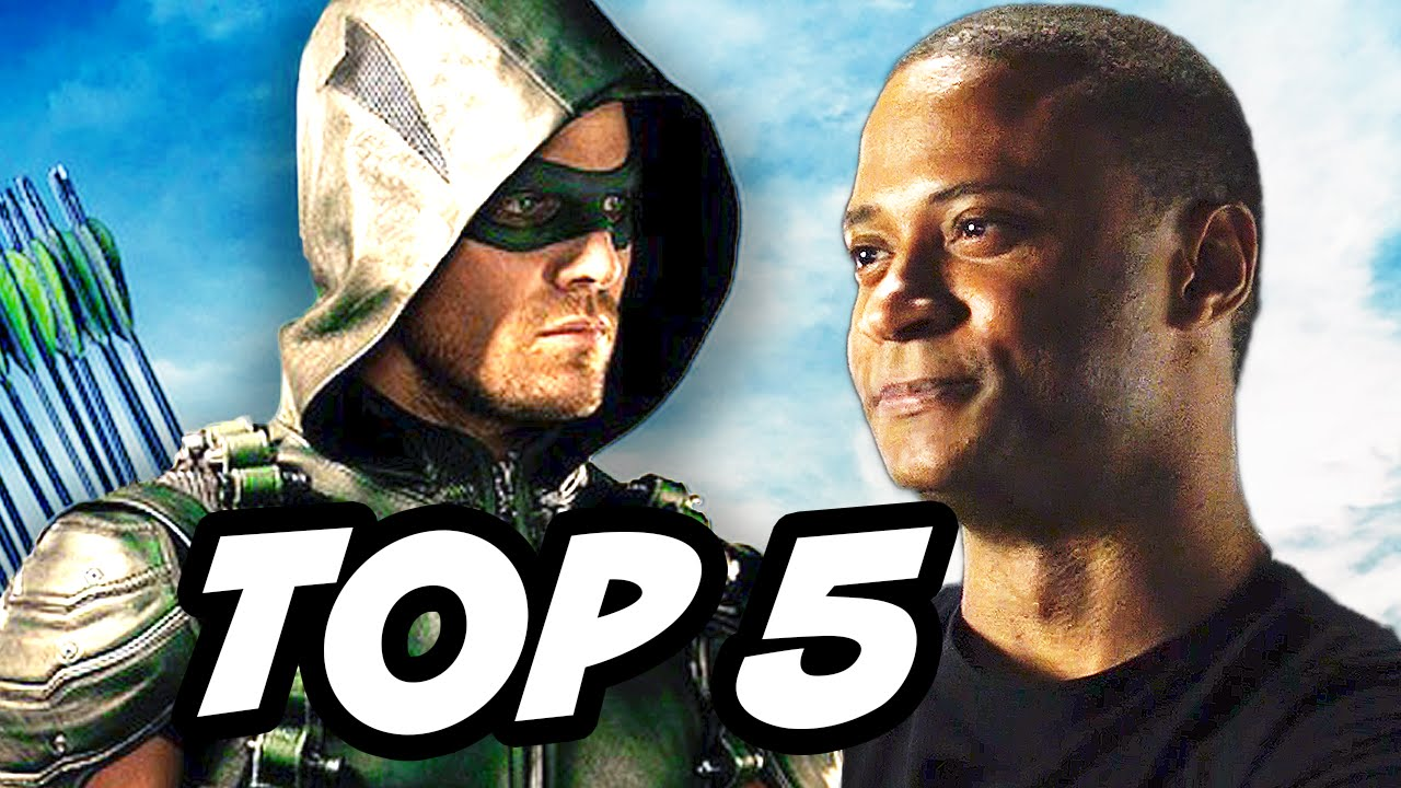 Download Arrow Season 4 Episode 7 - TOP 5 WTF and Easter Eggs