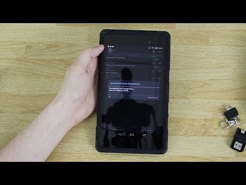 AOKP Android 4.4.2 KitKat on the Google Nexus 7! (Install, Setup, and Review)