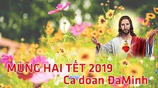 Gx. Tân Hương. Mùng Hai Tết 2019 - Ca đoàn Daminh.