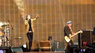 The Rolling Stones - Start Me Up - Live - Hyde Park, London - 13 July 2013