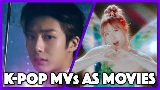 5 K-Pop MVs That Should Be Movies - PART 2