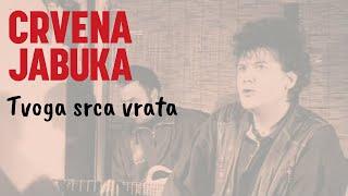 Gambar cover CRVENA JABUKA- SANJAM TE