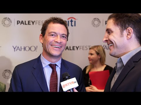 """Dominic West Talks """"The Affair"""" at PaleyFest NY"""