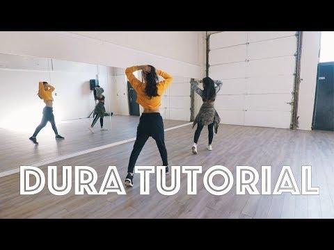 """DURA"" DANCE TUTORIAL - STEF WILLIAMS CHOREOGRAPHY"