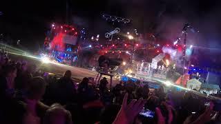 Кульминация байк-шоу 2017