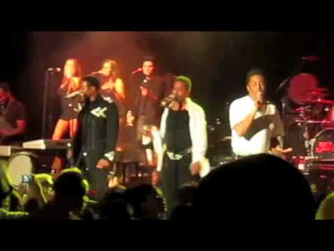 Jacksons Unity Tour Greek Theatre LA