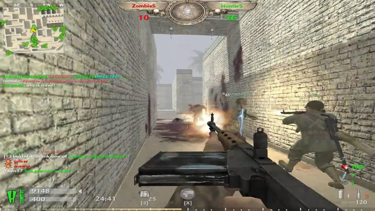 Cod 5 Zombie mod zomx KINGMAZE MAP ZOMBIE X mod - YouTube