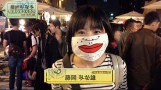 台湾の3つの大学に潜入!地下道ゲリラライブや美少女手作りマスクなど...