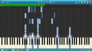 Justin Bieber - All That Matters Piano Version Tutorial + [Piano Sheet in Description]