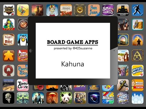 Board Game Apps in 2 Mins - Kahuna