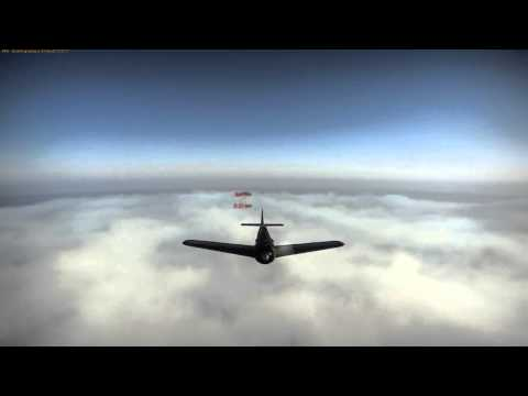 War Thunder Fighter Combat School: BNZ. Or why is not just diving on lower energy enemies.