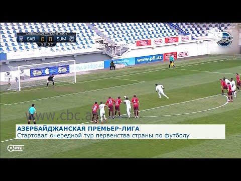 Очередной тур Премьер-лиги Азербайджана