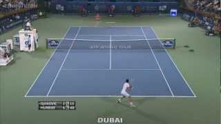 Novak Djokovic ▐ The champion rises▐  Great Points 2012 HD