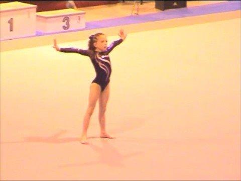 Olivia Boyd, 02-03-08, Floor, Eastern Counties, Comp/Level, 5 UK