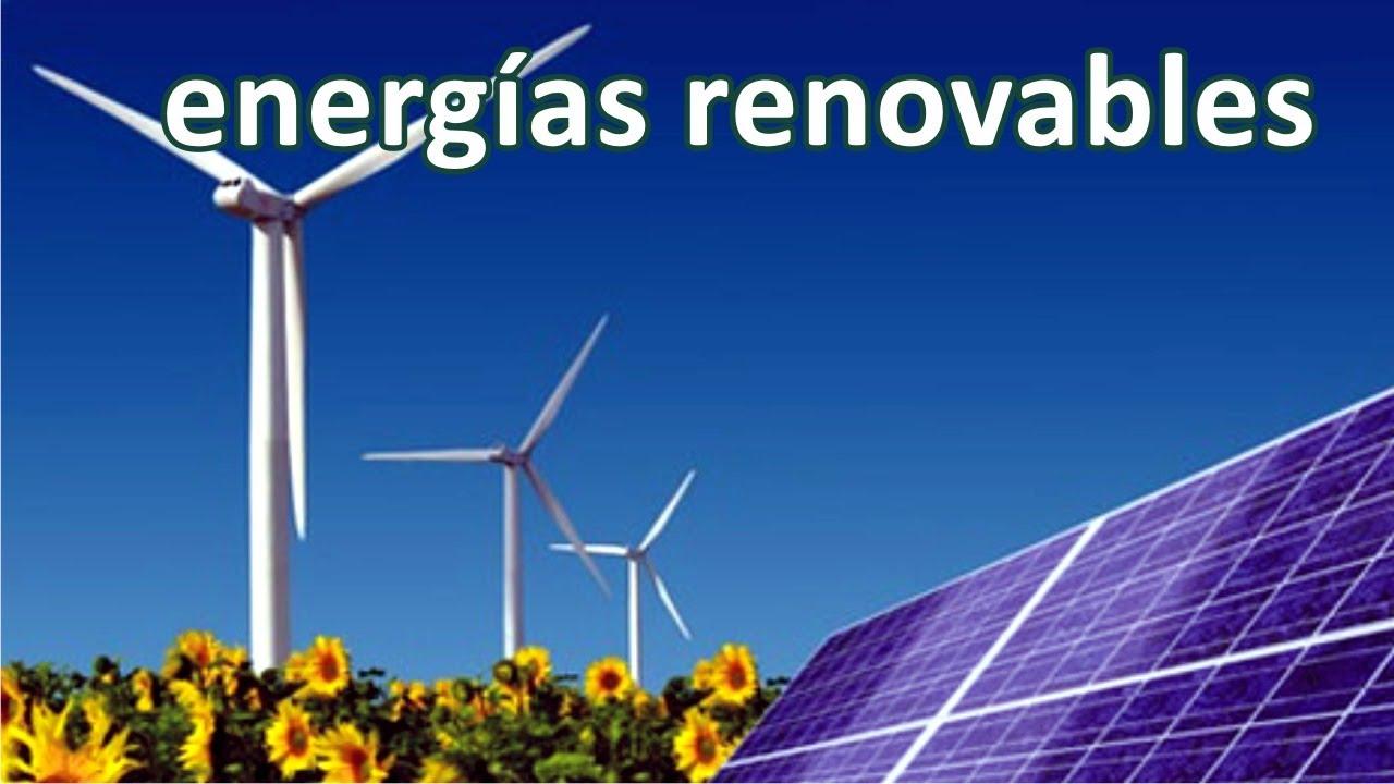 Energ a renovable y soberan a youtube - Fotos energias renovables ...