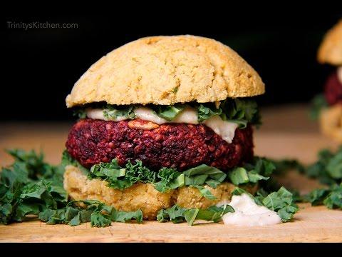 Hemp Beet Burger Vegan Gluten Free De E E Licious