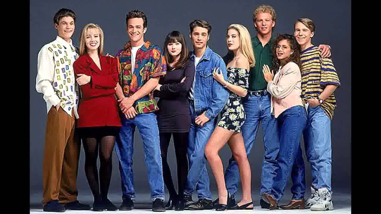 You Guys: A Beverly Hills, 90210' Movie is Coming toLifetime images