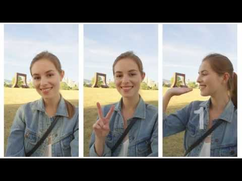 Lenovo VIBE S1 Smartphone - World's First Dual Selfie Cameras