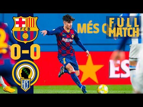 [RETRANSMISIÓN] Barça B 0 - 0 Hèrcules