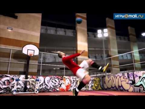 Видеообзор игры FIFA Street