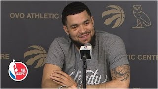 Fred VanVleet says Raptors will have to beat Kawhi if he leaves | 2019 NBA Finals
