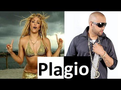 ¡PLAGIO! Shakira – El cata: Loca (2009) – Loca con su tiguere (2008) (comparison) plagiarism