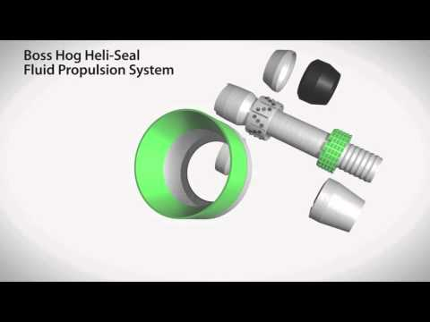 Boss Hog Frac Plugs - Designed to Deliver a Step-Change in Composite Plug Performance