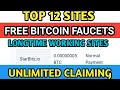 Bitcoin Faucet 2020  Earn 4 to 12 Satoshi Every 3 Minutes  Live Withdrawal Proof In Faucetpay