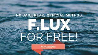 how to install flux on ios iphone and ipad without jailbreak 100 new official method