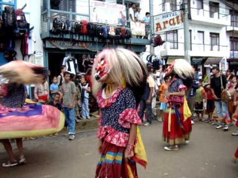 Khandbari Lakhe Dance