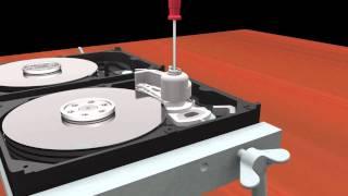 Hard Drive Head Replacement Tool (Head Comb) - Western Digital